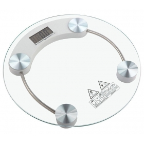 Digital 8mm Thick Glass Weighing Scale 2003a