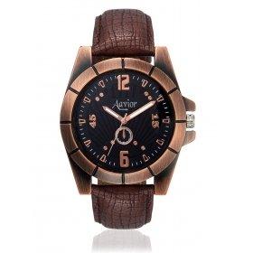 Aavior Men's Analog Black Dial Chronograph Wrist Watch-aa-134