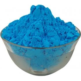 Bright & Smooth Holi Colour Gulal Powder - Blue (1 Kg)