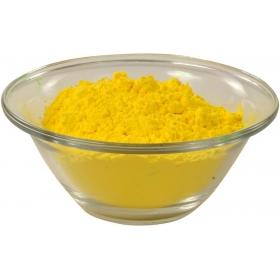 Bright & Smooth Holi Colour Gulal Powder - Yellow (1 Kg)