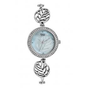 Titan Raga Women Metal Regular White Watches-2539sm03
