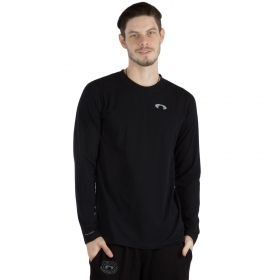 Arc Black Full Sleeves T-shirts