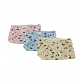 Baby Easy Wear Nappy -assorted Small