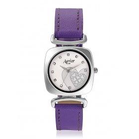 Aavior Women's Analog Off-white Dial Wrist Watch-aa-1092