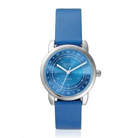Aavior Women's Analog Blue Dial Wrist Watch-aa-1103
