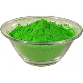 Bright & Smooth Holi Colour Gulal Powder - Green (1 Kg)