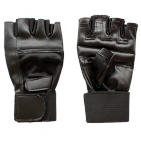 Gym Gloves Double Wrap Trainer High Quality
