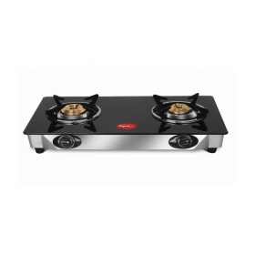 Pigeon Favorite Blackline Cook Top 2 Burner