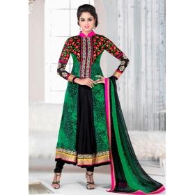 Ossum Designer Salwar Suits: D No. 5501 / Swagat Raaga Vol 6