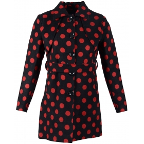 Industries Women's Button Front Coat