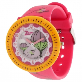 Zoop Analog Round Pick Dial Watch For Women - 26007pp02