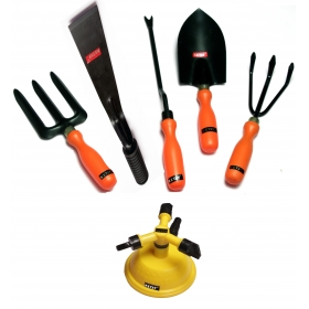 Ketsy 717 Gardening Tool Kit - Set Of 6