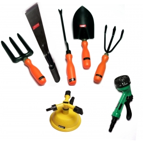 Ketsy 718 Gardening Tool Kit - Set Of 7