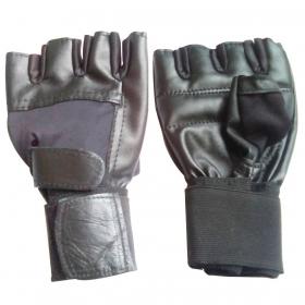 Leather Gym Glove