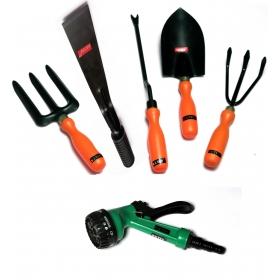 Ketsy 719 Gardening Tool Kit - Set Of 6