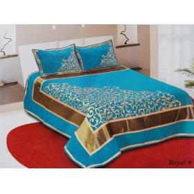Bombay Velvet Double Bedsheet