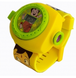 Projector Watches 24 Image With Time Display