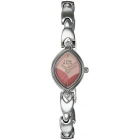 Titan Raga Upgrade Analog Pink Dial Women's Watch - 2250sm01