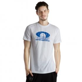 White Arc Crew T-shirts
