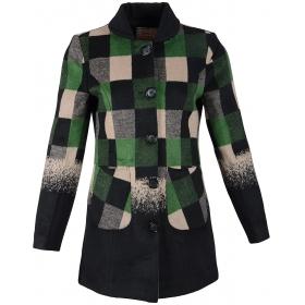 Industries Women's Button Front Coat