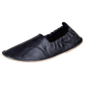 Mens Black Casual Loafers
