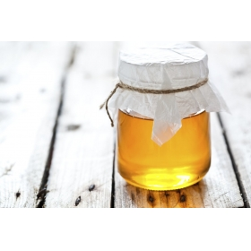 Small Bee Raw Honey Unheated 1 Kg