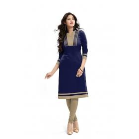 Exclusive Designer Blue Kurti