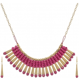 Loveesa Pari (Pink) Multicolor Accessorie