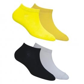 Footmate Women Ankle Socks (4 Pair Pack)