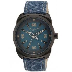 Aavior Analogue Blue Dial Men's Watch -aa.235