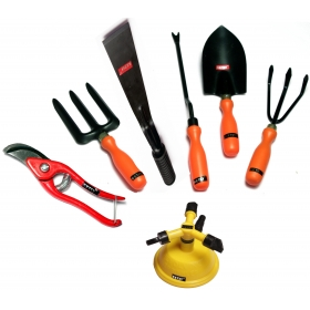Ketsy 720 Gardening Tool Kit - Set Of 7