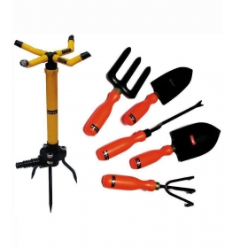Ketsy 739 Multicolor Garden Tool Kit - 6 Piece