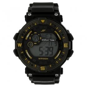 Black Digital Watch (77061pp02j)