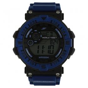 Blue Digital Watch (77061pp03j)