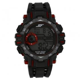Black Digital Watch (77069pp01j)