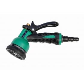 Ketsy 799 Gardening Water Spray Gun 8 Way Nozzle Heavy Duty