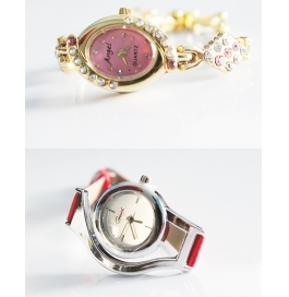 Multi-color Butterfly Women Analog Watch - For Women Combo Of 2