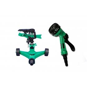 Ketsy 805 Gardening Water Spray Gun 8 Way Nozzle Heavy Duty