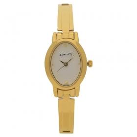 Sonata Analog Watch For Women (8100ym01c)