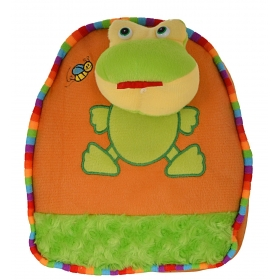 Froggy Baby Bag Velvet