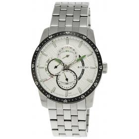 Titan Octane Analog Silver Dial Men's Watch 9449km01j