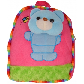 Teddy Baby Bag Velvet
