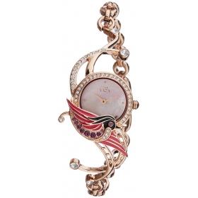 Titan Raga Analog Mother Of Pearl Dial Women's Watch- 95004wm01j