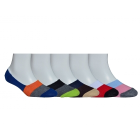 Footmate Socks Women's Belly Socks Multi Color 4291 (pack Of 5)