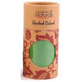 Natural Herbal & Organic Green Holi Powder Colors