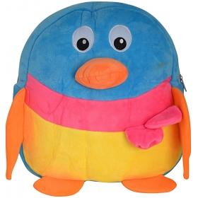 Penguin Velvet Baby Bag