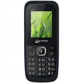 Micromax X073 Dual Sim Phone - Black