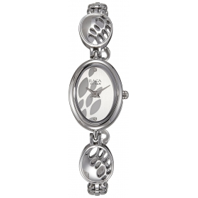 Titan Analog Silver Dial Women's Watch-2511sm06