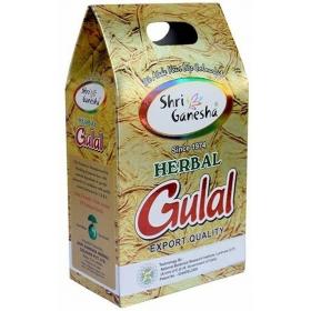 Natural Herbal & Organic Multicolor Holi Powder Colors Pack Of 5