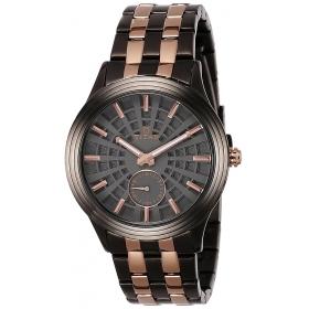 Titan Regalia Rome Analog Black Dial Men's Watch-1722km02